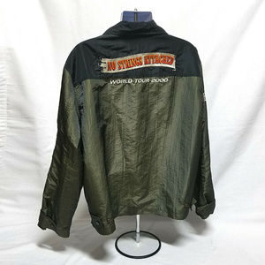 RARE NSYNC No Strings Attached Crew Jacket 3XL